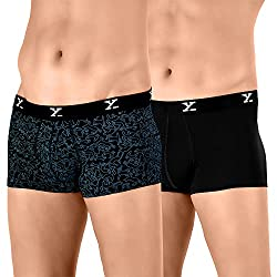 XYXX Mens Micro Modal Trunk(Pack of 2) (100% Refund Guarantee if NOT satisfied)