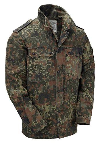 Maillot de combat Armée allemande vert Vert Large