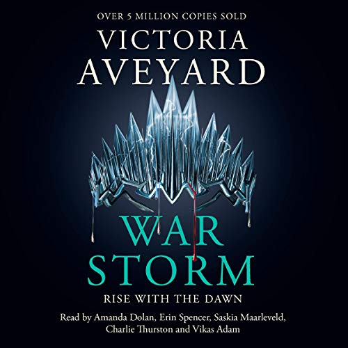 Couverture de War Storm