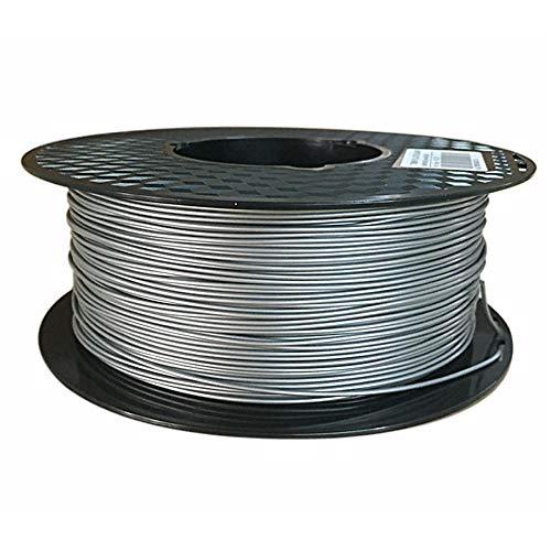 3D Printer Filament 1.75mm, PLA Metal Filament 1 Kg, Add Metal Powder
