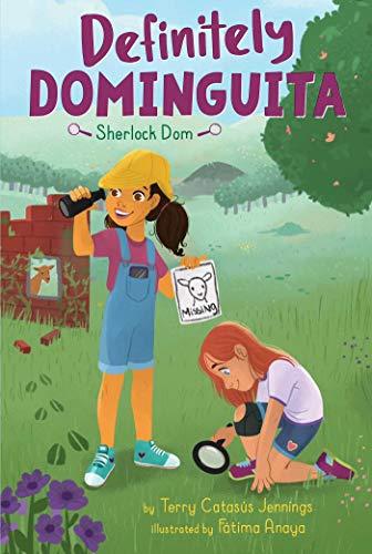 Sherlock Dom (Definitely Dominguita Book 4) (English Edition)