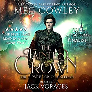 The Tainted Crown cover art