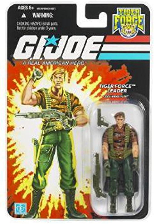 G.I Joe 25th Anniversary  Tiger Force Flint Action Figure