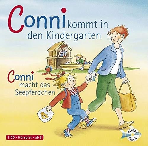 Conni kommt in den Kindergarten / Conni macht das Seepferdchen (Meine Freundin Conni - ab 3 ): 1 CD