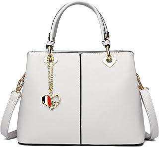 Women's Shoulder Bag Anti- theft Shoulder Crossbody Travel Bag Bag Tote Crossbody (Color : Huise, Size : One size)