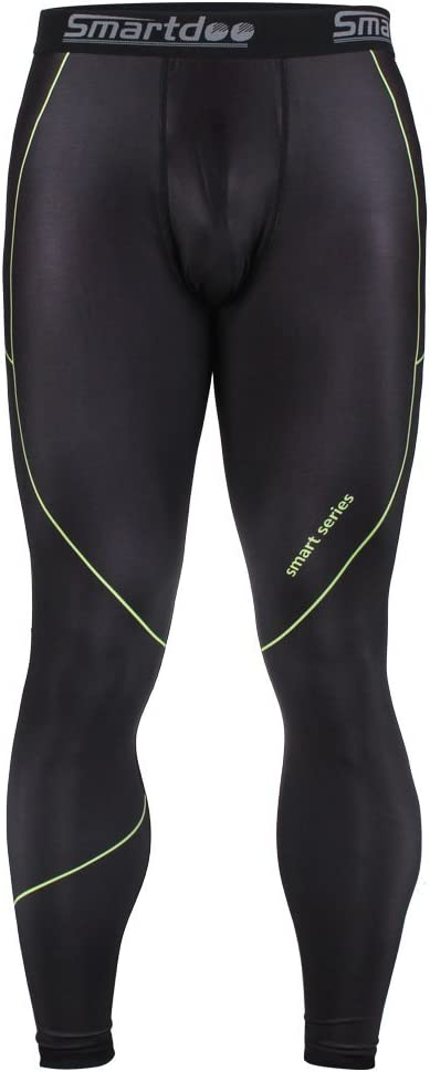 Challenge the lowest price of Japan ☆ Smartdoo Compression Pants Under Base Tight Long Pa Sport Tulsa Mall Layer