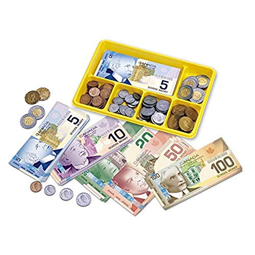 Learning Resources Canadian Currency-X-Change