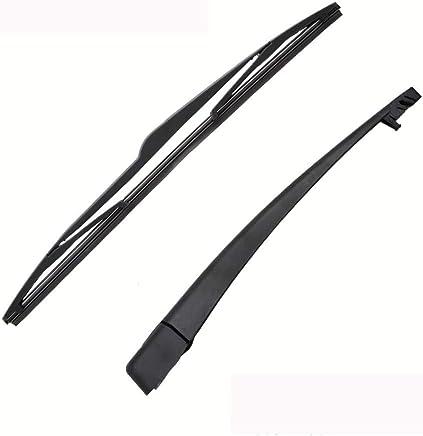 SLONGK Escobillas del Limpiaparabrisas Trasero del Coche Volver Parabrisas Brazo del Limpiaparabrisas, para Mazda Speed