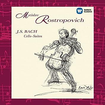 Bach: Suites for Solo Cello Nos 1 - 6