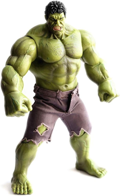HEAGREN modellolo di Bambola Hulk Mobile congiunta di vendicatori Statua squisita Anime Ornamento C