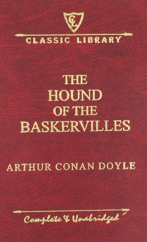 Download Hound of the Baskervilles (Classic Library) 8187288027