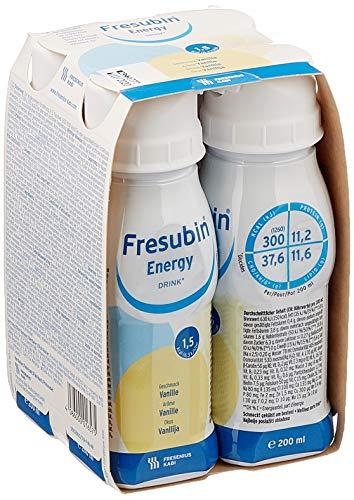 fresubin Energy Drink Vainilla,–Alimentos, 24x 200ml