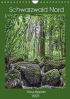 Schwarzwald Nord (Wandkalender 2022 DIN A4 hoch): Abwechslungsreiche Landschaften und Natur pur (Monatskalender, 14 Seiten )