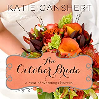 An October Bride audiobook cover art