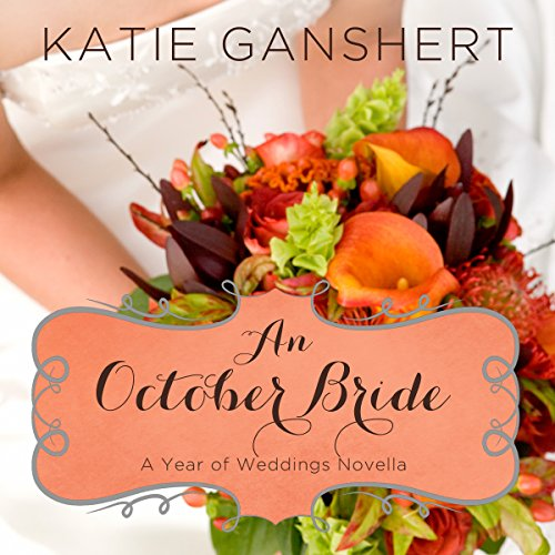 An October Bride audiobook cover art