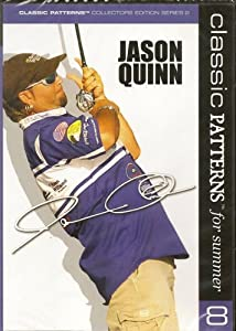 Classic Patterns for Summer ~ Bass Fishing DVD ~ Jason Quinn