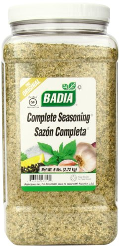 Badia Complete Seasoning, 6 Pound
