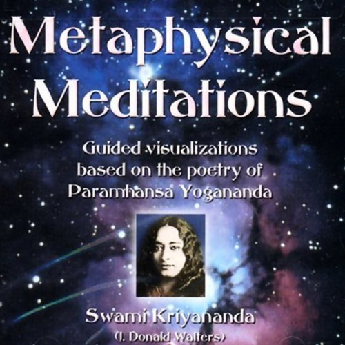 Metaphysical Meditations audiobook cover art