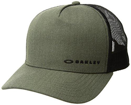 Oakley Apparel and accessories Herren Chalten Cap Adjustable Fit Hats, Dark Brush, One Size