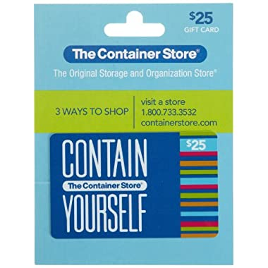 The Container Store Gift Card $25