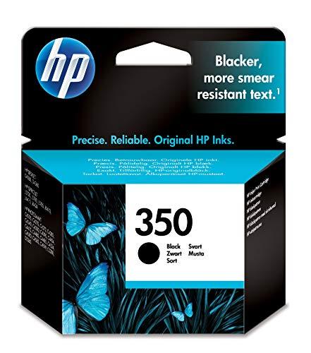 HP 350 - Druckerpatrone - 1 x Schwarz