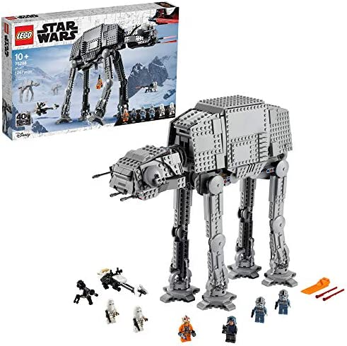LEGO Star Wars AT AT 75288 Building Kit Fun Building Toy for Kids to Role Play Exciting Missions product image