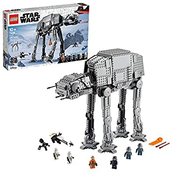 LEGO Star Wars at-at 75288 Building Kit Fun Building Toy for Kids to Role-Play Exciting Missions in The Star Wars Universe and Recreate Classic Star Wars Trilogy Scenes  1,267 Pieces
