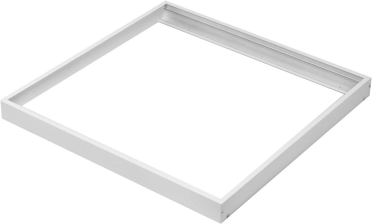 Led4U LD157montaje Juego de montaje Marco panel LED 60x 60accesorios Juego de montaje techo Montaje Kit de montaje (montaje de pared)