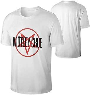 Motley Crue Shout at The Devil Music Man's Tops Short Sleeve T Shirts