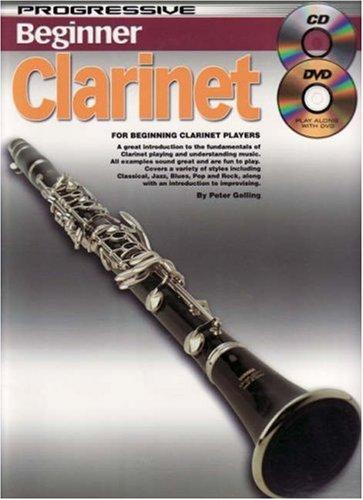 CP69177 - Progressive Beginner Clarinet