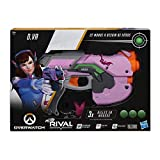 NERF – Official Rival Overwatch D VA and Foam Balls