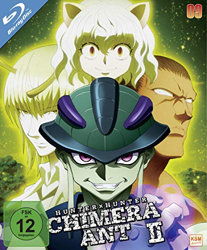 HUNTERxHUNTER - Volume 9: Episode 89-100 [Blu-ray]