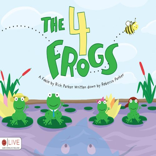 The Four Frogs  Audiolibri