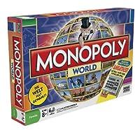 Hasbro - Monopoly 01612100 - Monopoly World