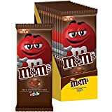 M&M'S MINIS Milk Chocolate Candy Bar, 4-Ounce Bar (Pack of 12)