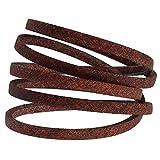 Butom 144959 Kevlar Replacement Deck Belt for Craftsman 532144959 DYT4000 LT1000 LT2000 T1000 LT1500 T2000 YT3000 LT3000 DLT3000 42-inch Deck Lawn Mower 1/2 X 95