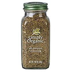 best spices, simply organic all purpose seasoning, all purpose spice