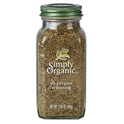Simply Organic All-Purpose Seasoning, Certified Organic | 2.08 oz
