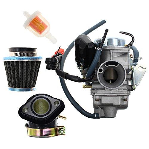 gy6 150 28mm carburetor - 9