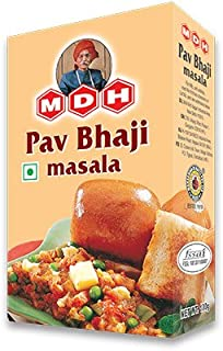 MDH Pav Bhaji Masala - 100g / 3.5 oz (Pack of 3)