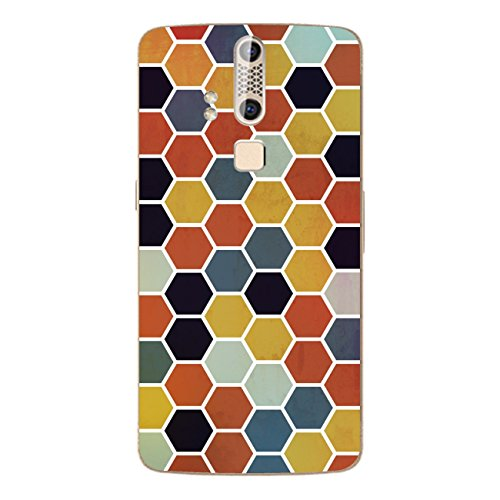 Disagu SF-106600_1206 Design Folie für ZTE Axon Elite - Motiv Polygone 03