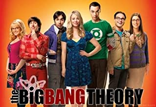 Divine Posters's T V Show Series The Big Bang Theory Season 11 12 x 18 Inch Multicolour Famous Poster