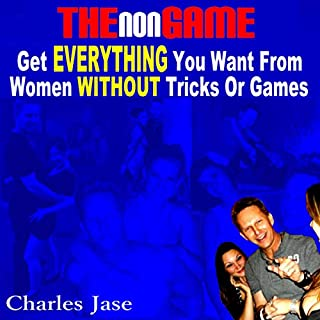 The nonGame audiobook cover art
