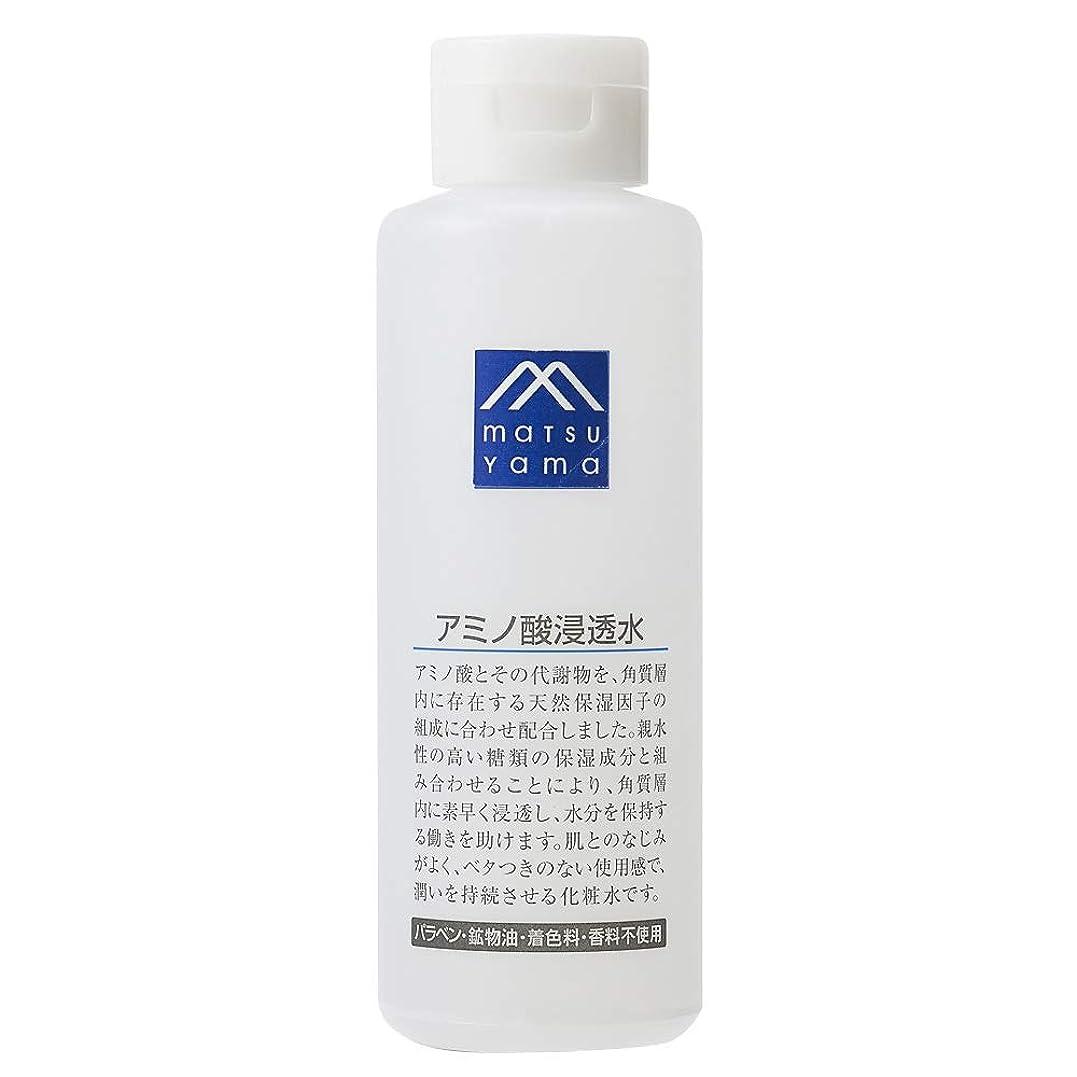 スリッパ無関心感情のMマーク(M-mark) アミノ酸浸透水 化粧水 200mL
