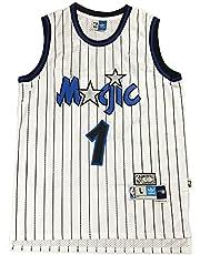 KKSY Jerseys Voor Heren T.McGrady #32 Orlando Magic NBA Retro Basketball Jerseys,