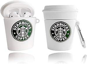 Amazon Com Airpods Case Coffee