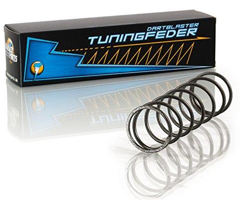 Blasterparts - Tuning-Feder passend für Nerf N-Strike AccuStrike AlphaHawk - Dartblaster Modding für Mehr Reichweite und Schnelle Darts - Blaster-Tuning & Zubehör