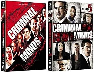 Criminal Minds - Complete Seasons 4 & 5 Set