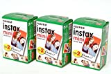 Fujifilm Instax Mini Instant Film (3 Twin Packs,...
