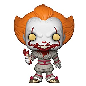 Funko-Vinyl: It 2017: Pennywise w/Severed Arm (Exclusivo) Pop Vinilo, Multicolor (29527) 3